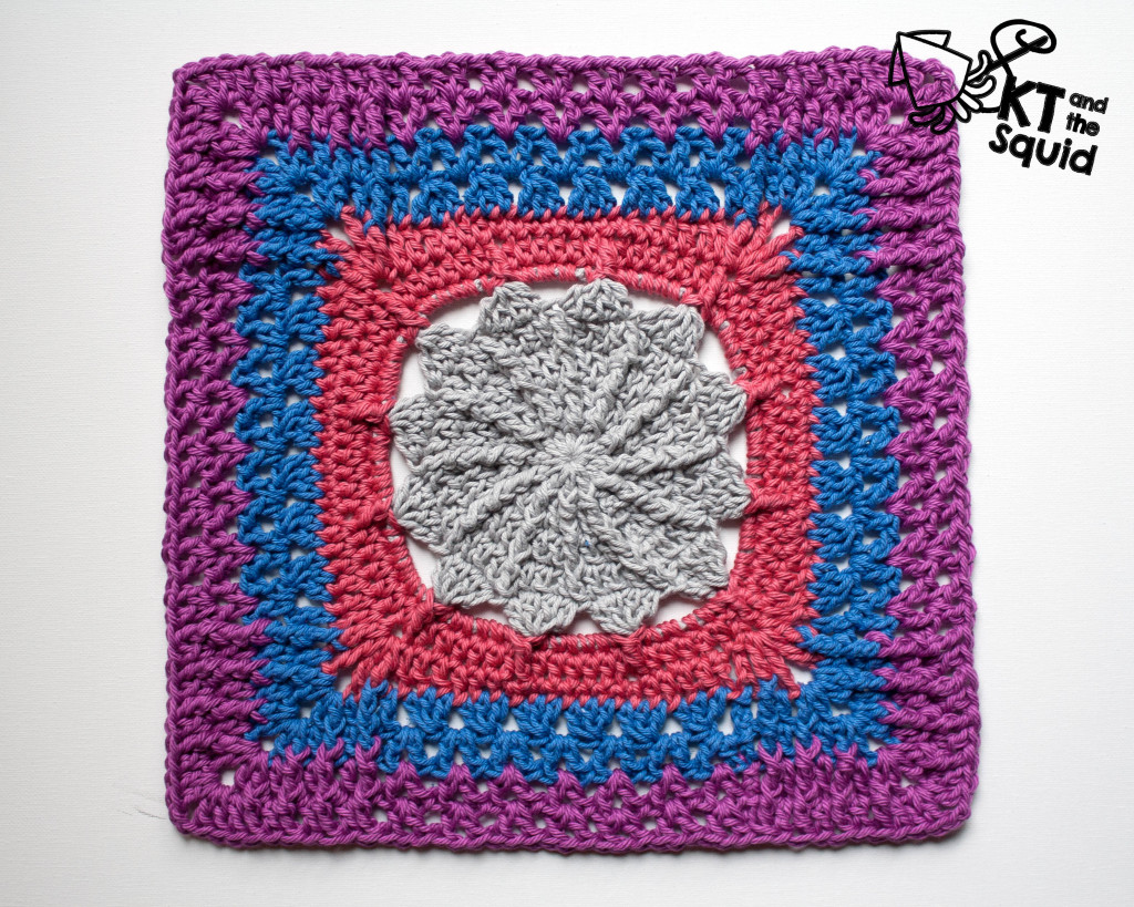 All American Crochet Afghan Pattern Free : The 2015 American Crochet Afghan Crochet~Along: Square ...