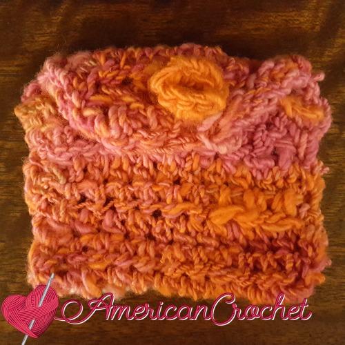 Free Crochet Pattern Gift Card : Sachet or Gift Card Holder American Crochet Free Pattern