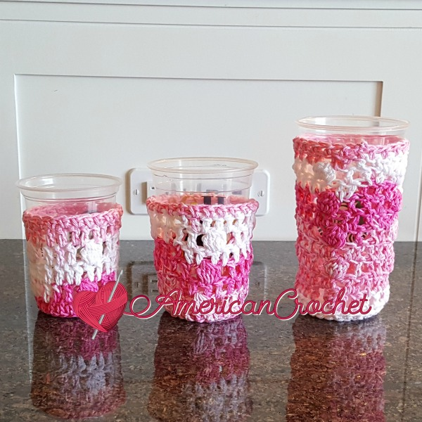 Nugget Cozies free crochet pattern